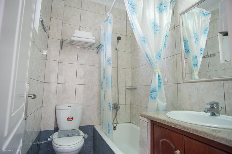 Kalimera Karpathos - Apartment - Bathroom