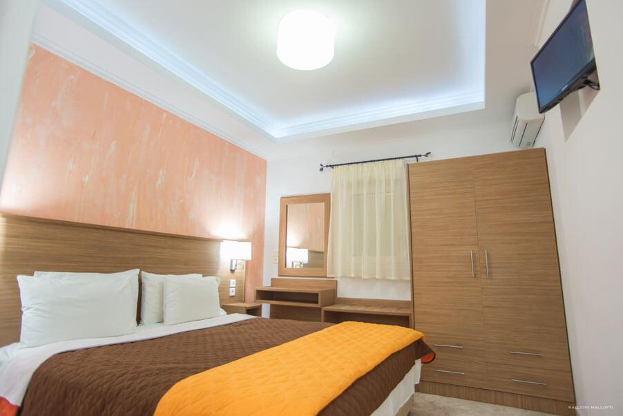Kalimera Karpathos - Apartment - Bedroom