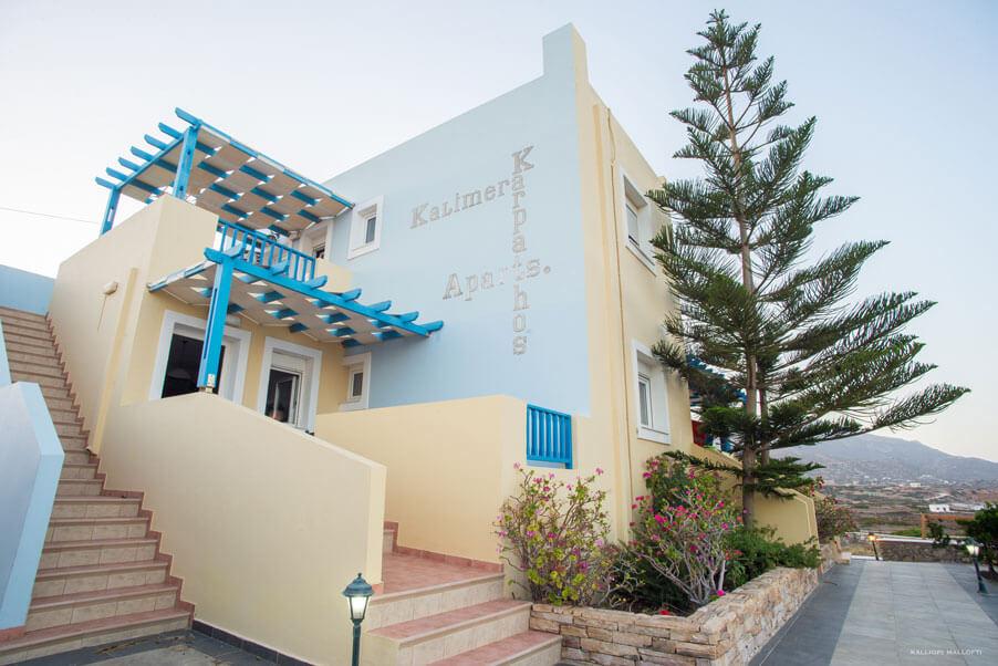 Kalimera Karpathos - Apartment - Outdoor