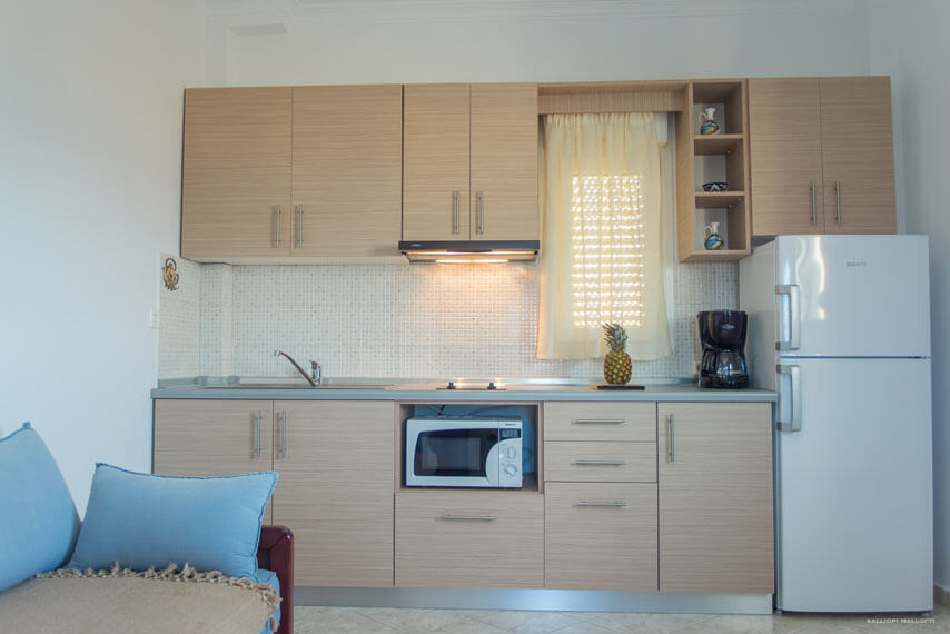 Kalimera Karpathos - Apartment - Kitchen