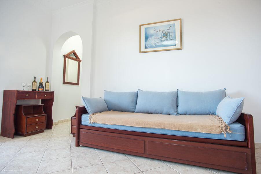 Kalimera Karpathos - Apartment - Sofa