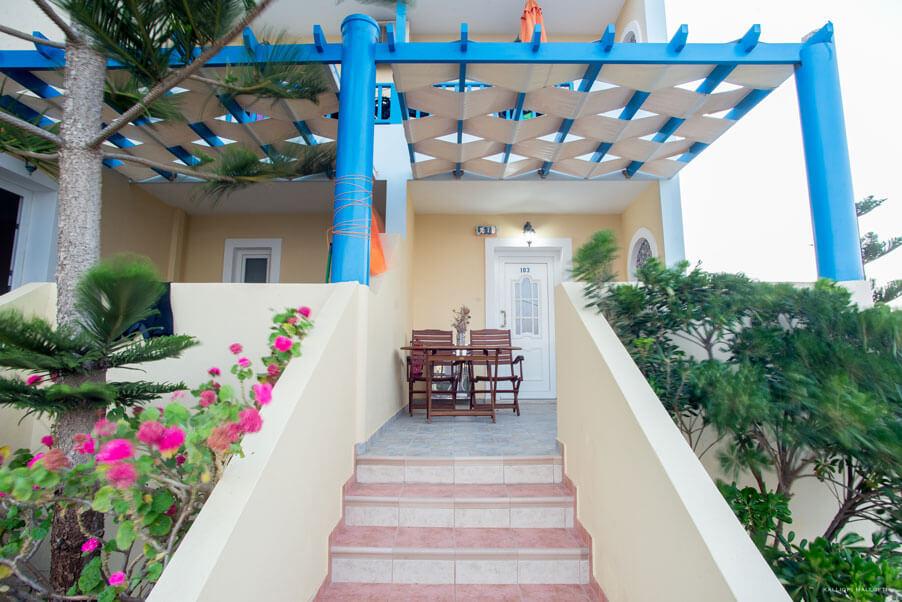 Kalimera Karpathos - Apartment - Entrance