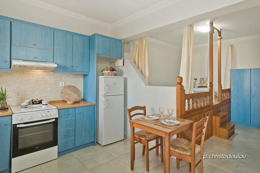 Kalimera Karpathos - Suite II - Kitchen