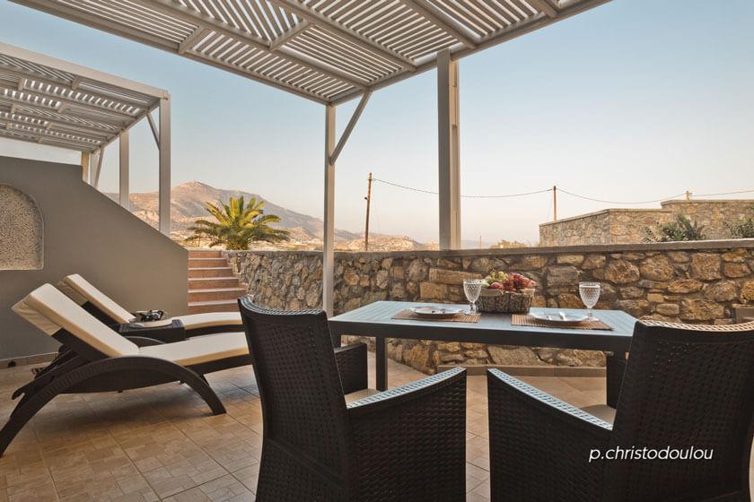 Kalimera Karpathos - Balcony