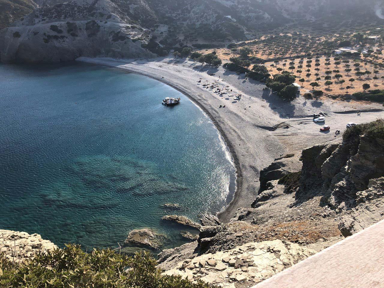 Karpathos - Agios Minas Beach