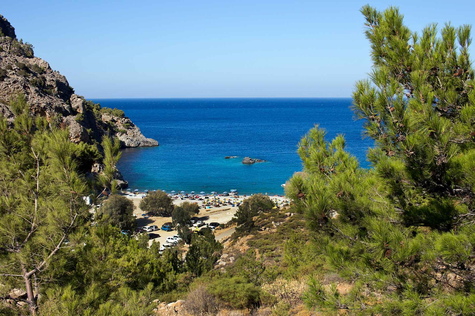 Karpathos - Ahata Beach
