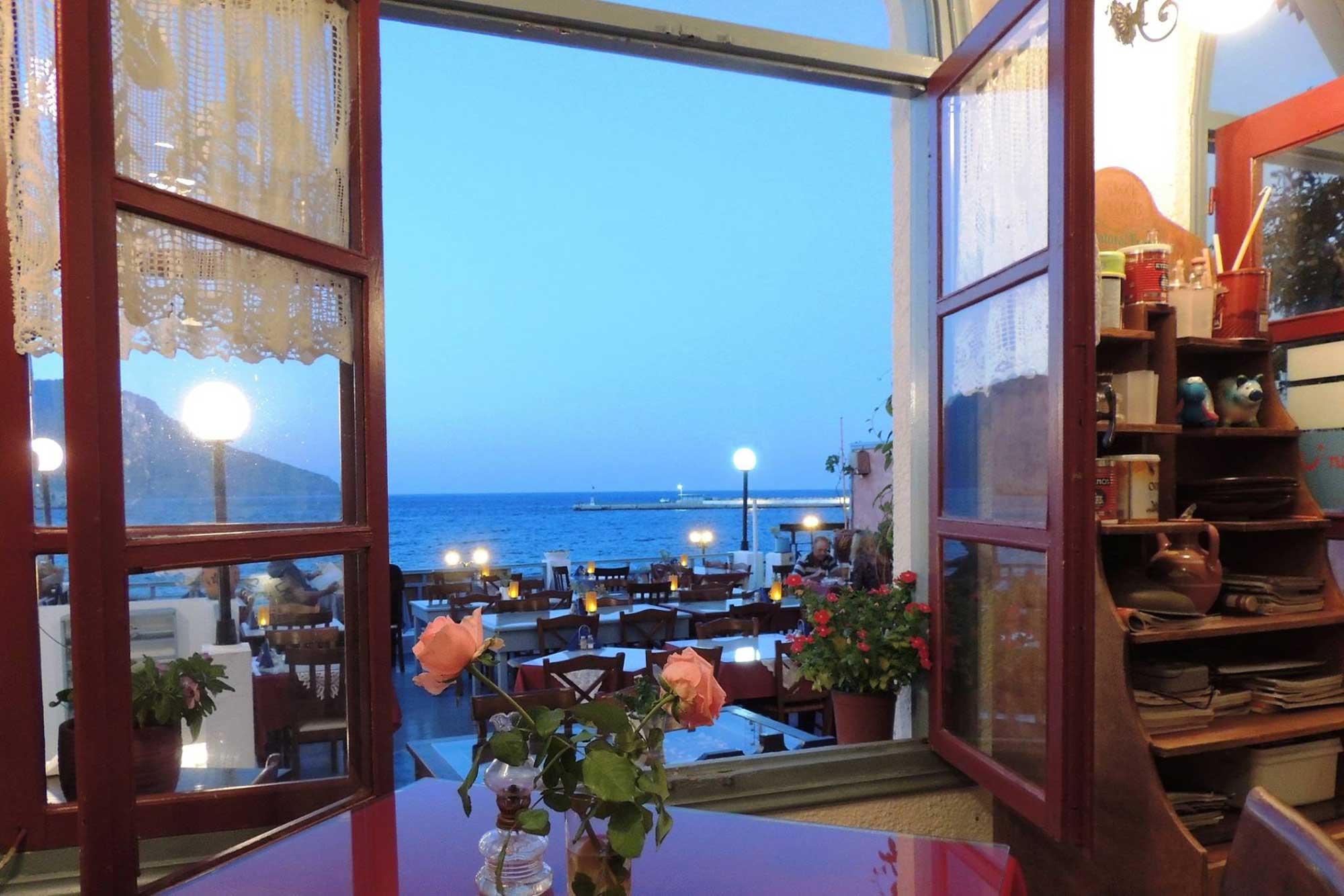 Karpathos - Anemoussa Restaurant