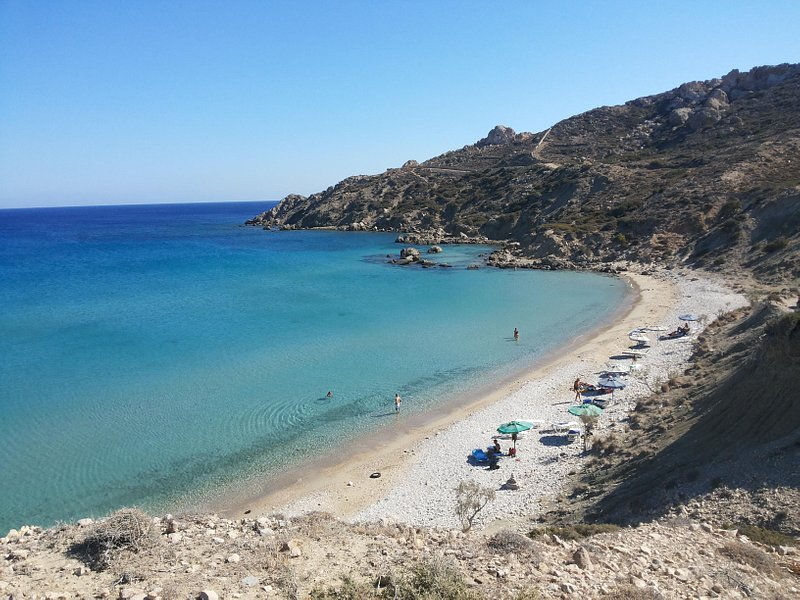 Karpathos - Damatria Beach