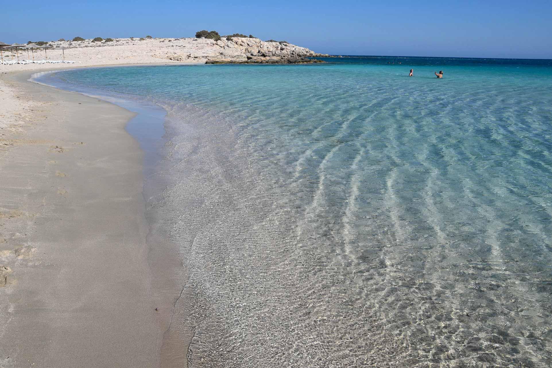 Karpathos - Diakoftis Beach