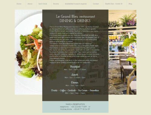 La Grande Blue Restaurant
