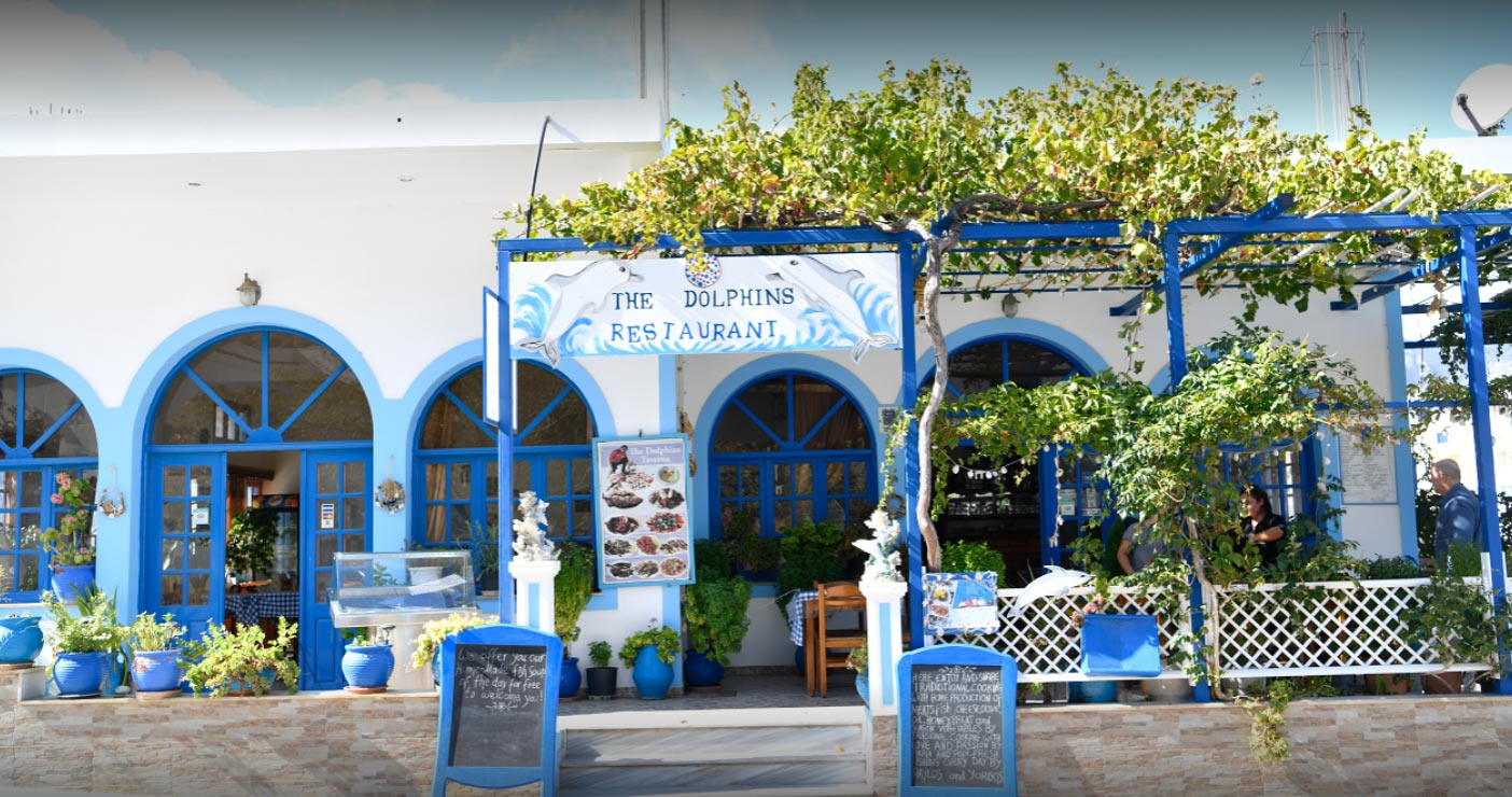 Karpathos - Dolphins Restaurant